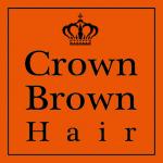 CROWN BROWN HAIR